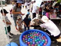 水ヨーヨーは子どもに人気!