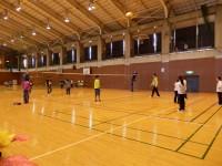 Sさんは新里中出身。懐かしいなあ、隣の体操部にいいところを見せたくてバスケ部の練習がんばったっけ、とのこと。青春ですな。