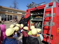 消防車には道具がいっぱい。一つ一つに理由がある。へええ!