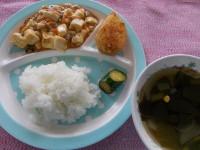 5.31マーボー豆腐