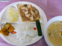 7.30麻婆豆腐