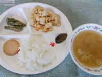 7.10炒り卵豆腐