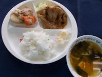 10.4生姜焼き