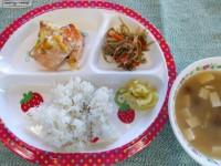 1.21鮭のコーンマヨネーズ焼き