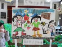 図式前期の絵・6歳のお子さん