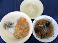 6.26厚揚げカレー丼