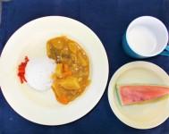 7.16夏野菜カレー