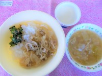 10.9豚丼