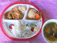 10.1生姜焼き