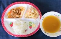 11.27鶏肉のケチャップ煮