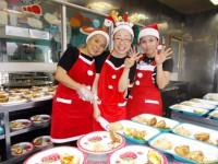 12.19クリスマス会給食