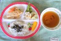 6.29高野豆腐のそぼろ煮