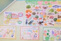 ホール食育ポスター