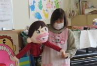 むし歯予防教室のキャラクター:けんちゃん