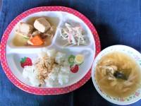 3.25高野豆腐のそぼろ煮