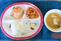 4.9鶏肉のケチャップ煮